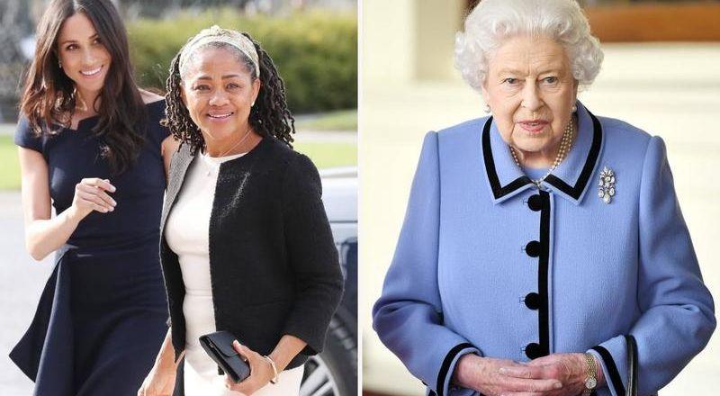 الملكة إليزابيث تكسر التقاليد الملكية وتدعو والدة «ماركل» إلى القصر