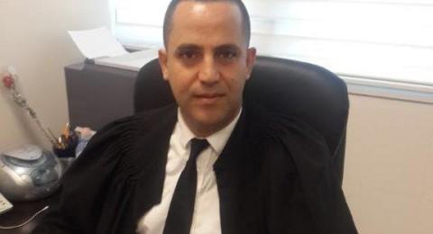 تعيين المسجل حلمي حجوج من مدينه باقة الغربية مسجل لوائي للواء المركز
