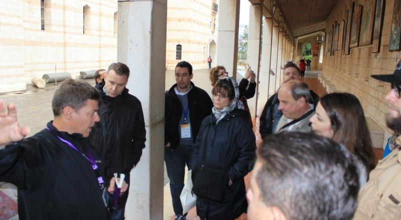 50 وكيل سياحة دولي في الناصرة