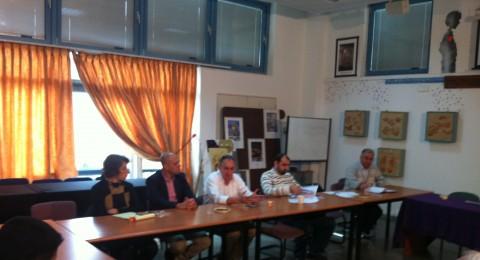 مركز انجاز يناقش مشاكل التخطيط والبناء في البلدات العربية