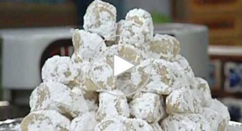 طريقة عمل مقروط اللوز من مطبخ منال العالم