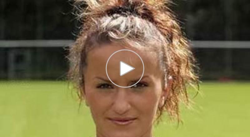 لاعبة مسلمة بمنتخب ألمانيا لقبها.. أوزيل