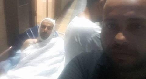 الإعتداء على قسماوي من قبل جمهور يهودي اشتبه أنه نفذ عملية!