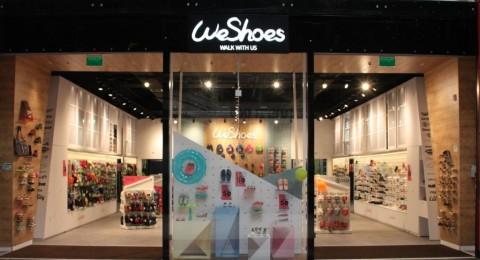 إفتتاح الفرع الجديد لـWeShoes في القدس