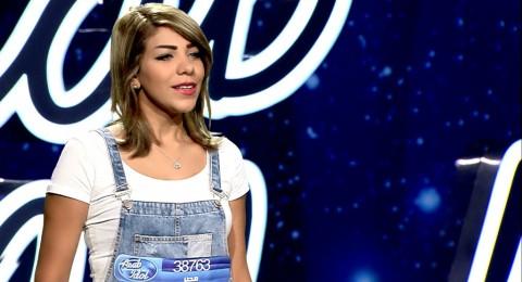 داليا سعيد تودع برنامج اراب ايدول والحزن يسود وجه أحلام