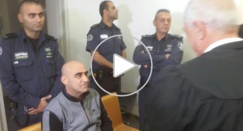 المحكمة تقرر إطلاق سراح سلمان عامر رئيس مجلس جولس المتهم بالقتل!
