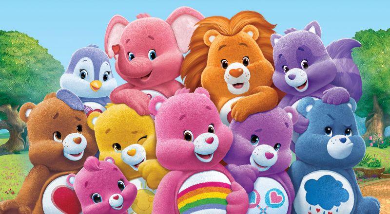 care bears كير بيرز