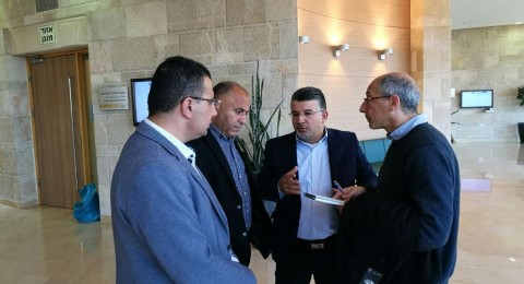 لجنة مراقبة الدولة تبحث قضية شارع طلعة عارة وتقاعس وزارة المواصلات