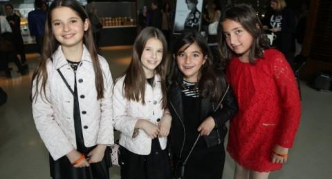 طفلة سورية تغزو هوليوود