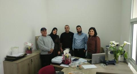 لجنة الموظفين في بستان المرج تكرّم الموظفات في يوم المرأة العالمي