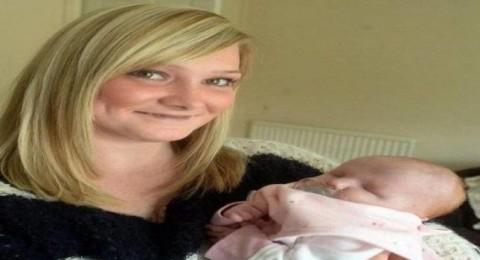 ولادة طفلة بريطانية من دون عينين