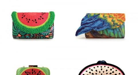 حقائب سارة بيضون تخبر قصصاً صيفية ملونة