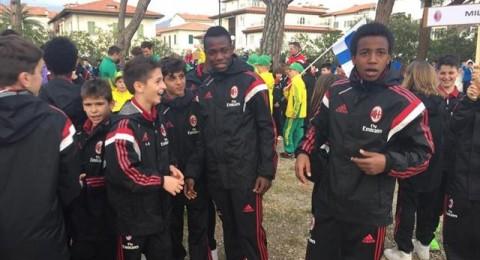 لاعبو ميلان للشباب يدعون تعرضهم لاساءات عنصرية