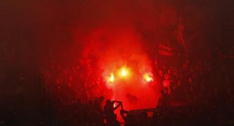 إغلاق جزء من مدرجات ملعب روما بسبب إهانة والدة مشجع نابولي المقتول