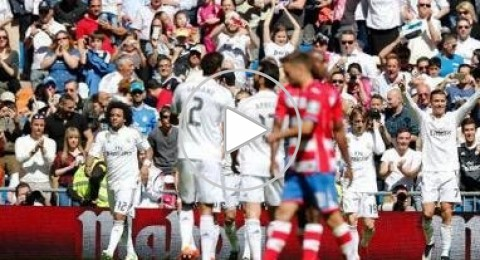 رونالدو يحرز خماسيته الأولى في مسيرته ويقود ريال مدريد لاكتساح غرناطة بـ 9 أهداف