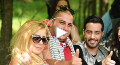 تعاون مثلث بين سعد رمضان وسيلفانا المولى، يثمر فيديو كليبات رائعة