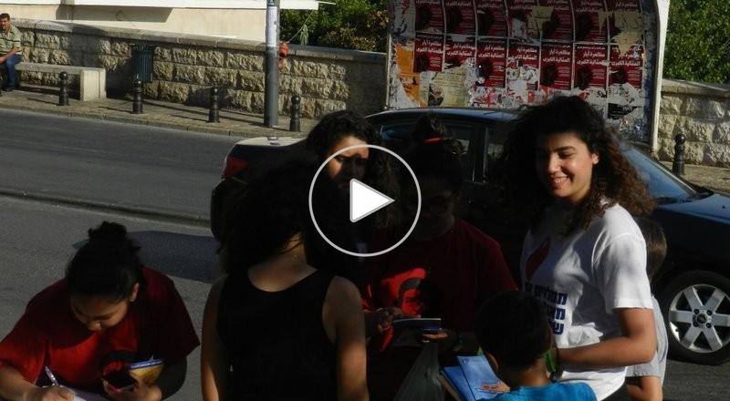 نجاح كبير لليوم القطري لإنقاذ الحياة برعاية بكرا في الناصرة