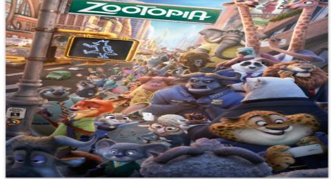 زوتوبيا Zootopia مدبلج