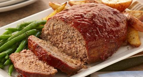 طبق رمضان: طريقة عمل قالب اللحم المفروم