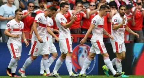 سويسرا تحقق فوزاً صعباً على ألبانيا في اليورو