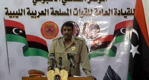 الجيش الوطني الليبي: حل أزمة بلادنا يتطلب تدخل روسيا وبوتين شخصيا