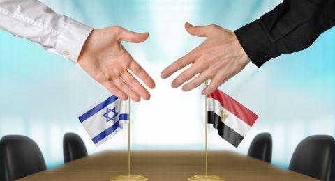 بوادر انتعاش في العلاقات التجارية بين مصر وإسرائيل