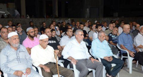 اختتام مشروع البرامج الدعوية في الناصرة باحتفال حاشد