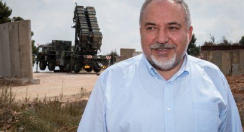 ليبرمان يتحدث عن تعاظم قوة الجيش السوري
