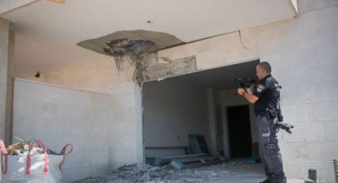 200 صاروخ وقذيفة أصابت أهدافها بغلاف غزة
