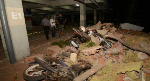 ارتفاع ضحايا الزلزال في إندونيسيا إلى 82 قتيلا