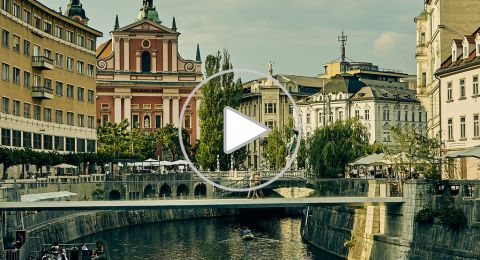 تعرفوا على مدينة ليوبليانا وجهة سياحية أوروبية رخيصة التكلفة