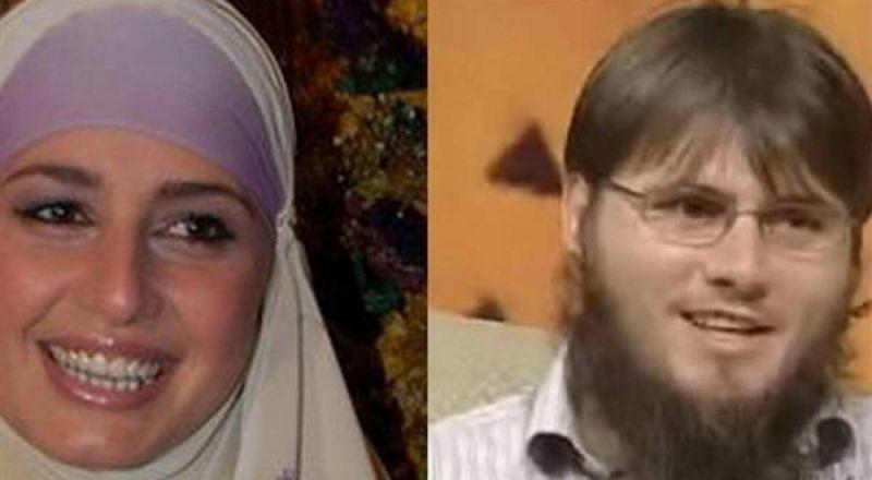 اليكم أسرار القصة الكاملة من ارتداء حلا شيحا للحجاب وخلعه ودور زوجها الكندي الذي أسلم