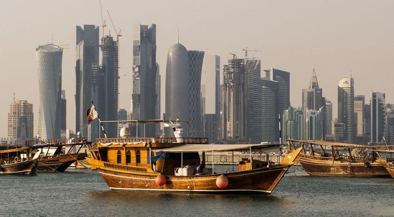مسؤول إسرائيلي زار قطر سرا..