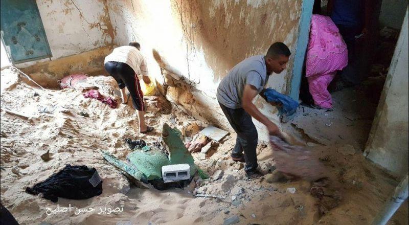 عودة الهدوء في غزة..