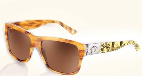 مجموعة فرساتشي Versace للنظارات الشمسيةلخريف وشتاء 2010