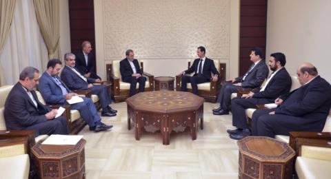 الرئيس الأسد: الانتصارات على الإرهاب لن تنتهي بدير الزور