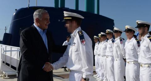 التحقيق مع مستشاري نتنياهو بقضية الغواصات للمرة الثالثة خلال اسبوع