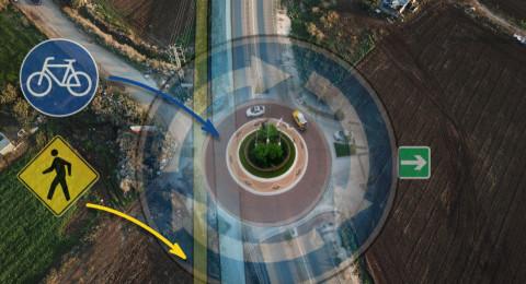 مجلس كفرمندا يعلن عن مشروع ضخم: اعادة هندسة وبناء الشارع الرئيسي 784 مع انشاء دوار وشوارع خدماتية