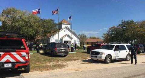 27 قتيلا في إطلاق نار في كنيسة بولاية تكساس الأمريكية