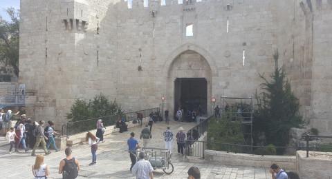 خطة اسرائيلية جديدة لتشديد الحزام الأمني في البلدة القديمة
