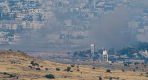 الجولان: اسرائيل تسقط طائرة دون طيار روسية الصنع