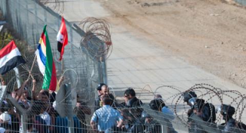 اعتقال 7 شبان من الجولان السوري المحتل بسبب الأحداث الاخيرة في حضر