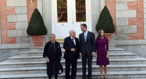 كتالونيا تهاجم ريفلين بشأن تصريحاته حول استقلالها خلال زيارته الى اسبانيا