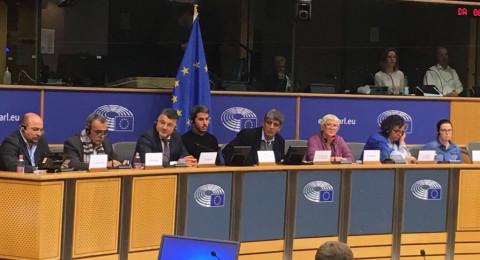 من بروكسل: النائب د.جبارين يردّ على هجوم شاكيد على وفد المشتركة