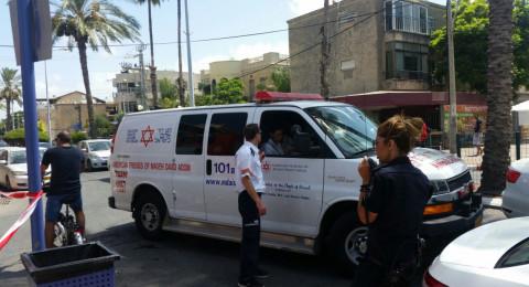 عرعرة النقب: مصرع رضيع بعد تعرضه لحادث دهس