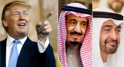ترامب يغرد دعما لاعتقالات السعودية: كانوا يحلبون بلادهم طوال سنوات!