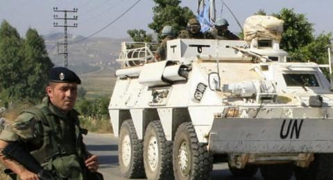 اليونيفيل تطالب اسرائيل بوقف خروقاتها في لبنان