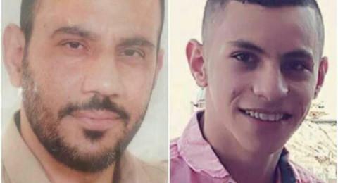 ورحل مجد دون ان يُلقي والده الاسير رجب الطحان نظرة الوداع عليه