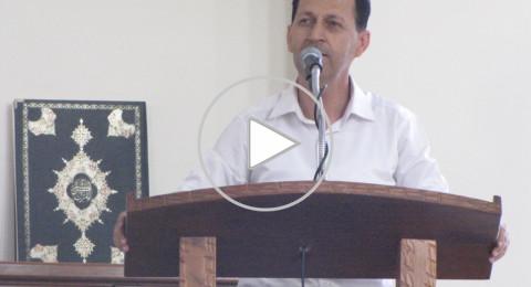 الشيخ موفق شاهين يافة الناصرة يتحدث عن الإعتداء على المعلمين