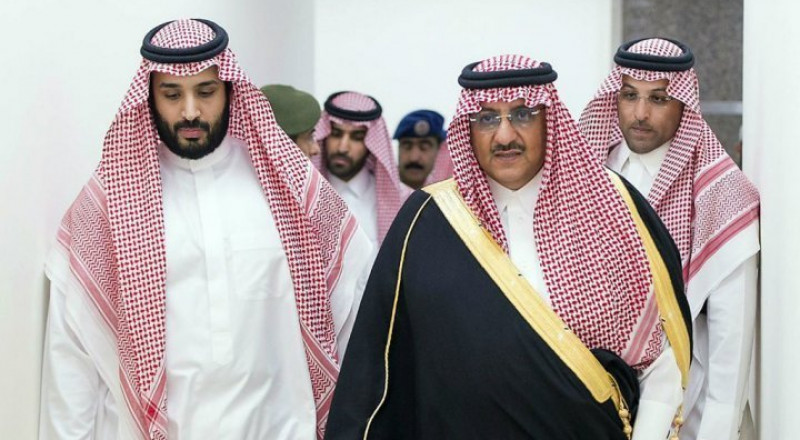 الملاحقات السعودية تتوسع وتجميد حسابات ولي العهد السابق